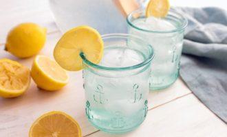 Кето-лимонад без сахара